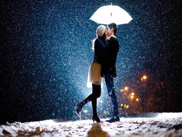 Немного снега и пасмурную погоду спрогнозировали волжанам в День всех влюбленных