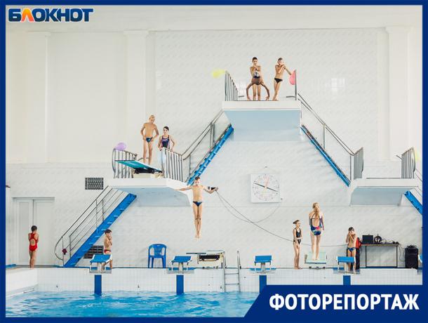 День открытых дверей в плавательном бассейне прошел «на ура»