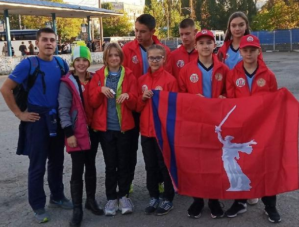 На финал Всероссийского фестиваля ГТО в «Артеке» прошли волжане
