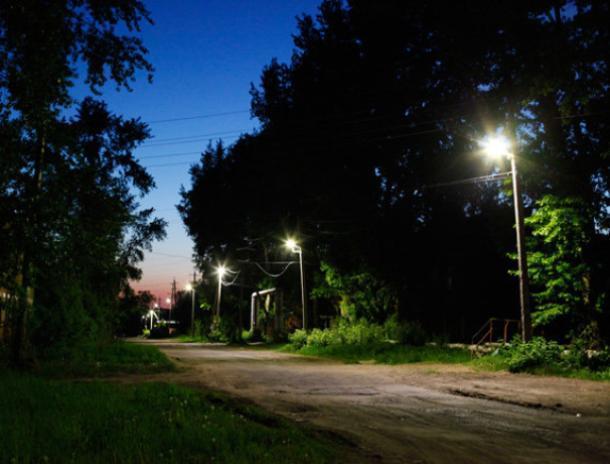 Один миллион потратят на иллюминацию улицы Волжского