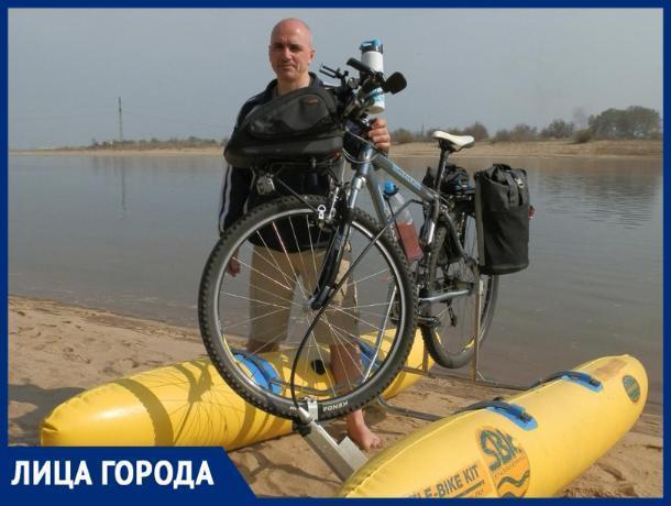 «С детства мечтал полазить по островам, которые видно с ГЭС», - Эдуард Юрьев