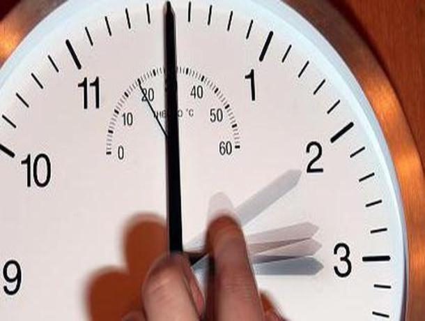 Волжане стали членами комиссии по вопросу о часовом поясе