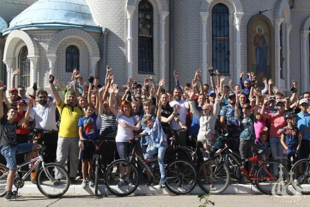 В Волжском пройдет православный велопробег