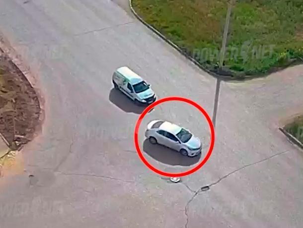 Утро началось не с кофе: авария в Волжском