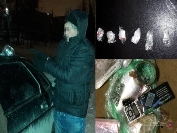 В Волгограде задержали 47-летнего наркокурьера-оптовика из Краснослободска