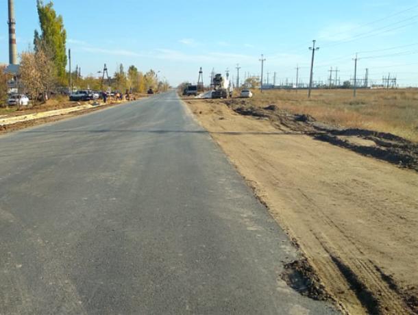 Спустя два года депутаты так и не закончили ремонт дороги