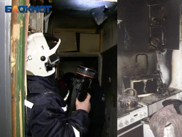 «Блокнот Волжского» публикует эксклюзивное видео из квартиры после взрыва