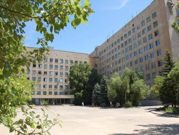 Больница имени Фишера стала первой в Волжском
