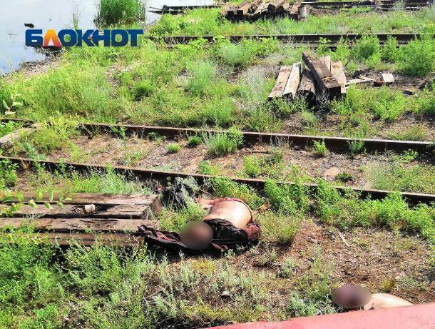Эксклюзивные кадры с места взрыва на барже в Волжском с гибелью маляров опубликовал «Блокнот»