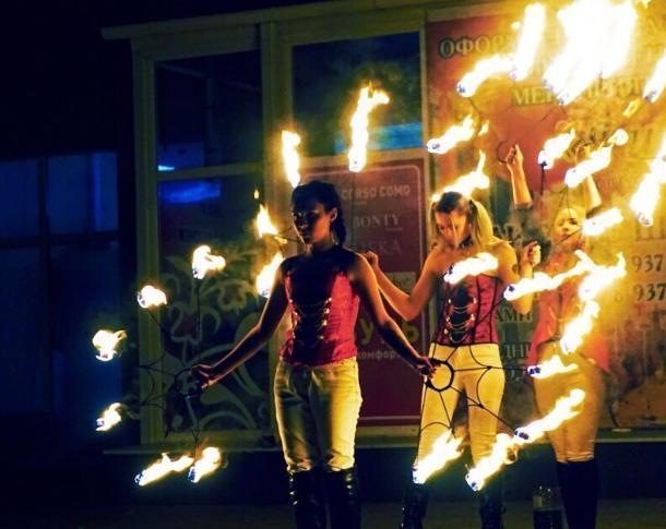 «Огни Юности» зажгут в субботу