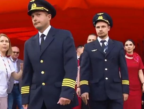 «Стадион стоя встречает», - волжанка Ольга Скабеева о героическом экипаже