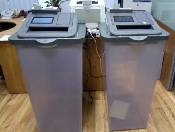 ВПриморье навыборах установят практически 150 комплексов обработки бюллетеней