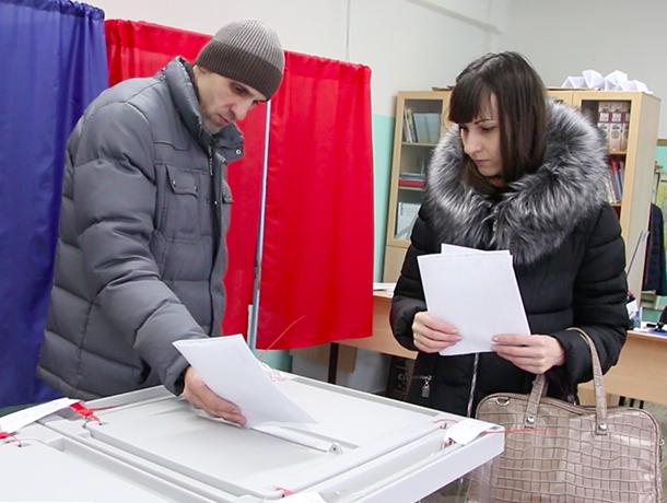 Более 55% избирателей пришли на выборы в Волжском: предварительные итоги