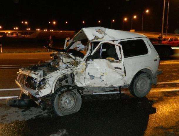 В ДТП пострадал школьник и погиб пассажир