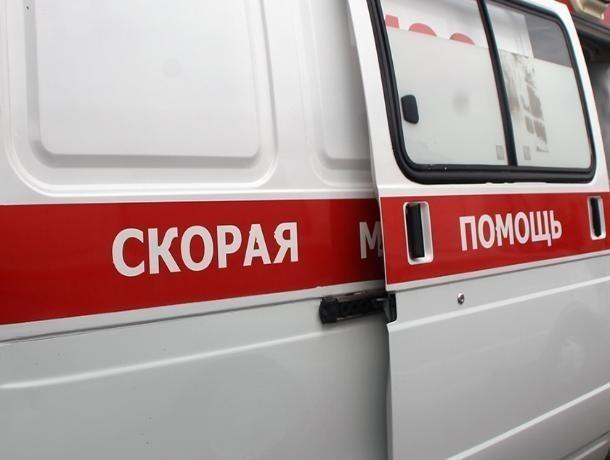 Молодой водитель «двойки» переехал волжанку