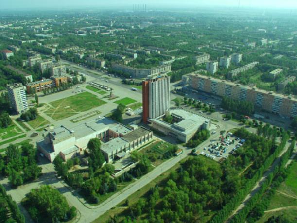 Топ-5 красивых мест для прогулок в Волжском
