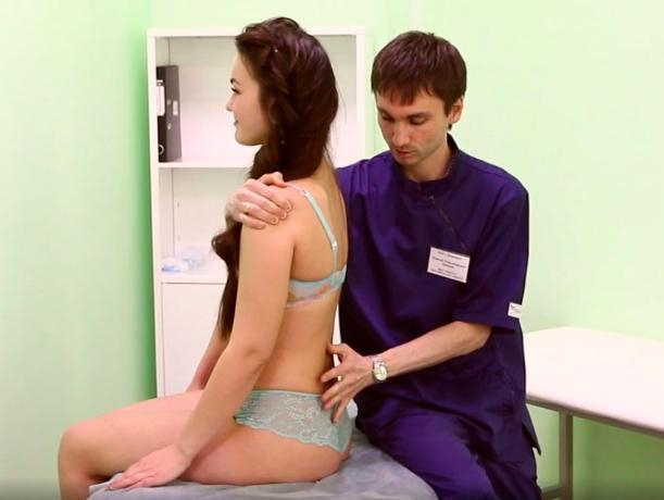 Легкость в теле поможет вернуть врач мануальной терапии
