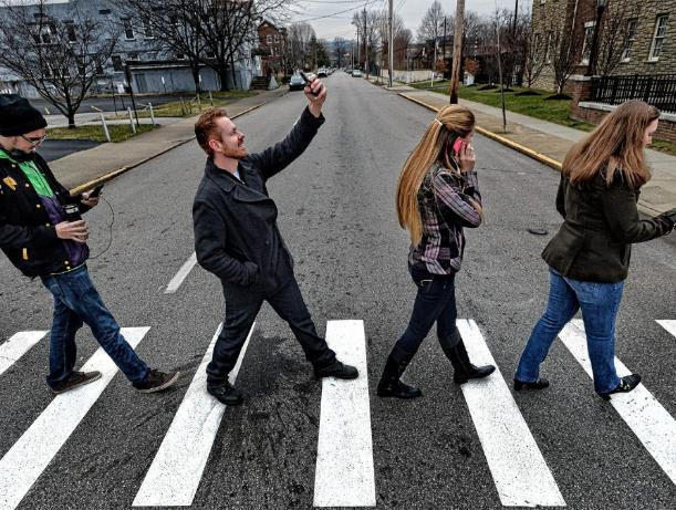 Топ-5 наглых пешеходов в Волжском