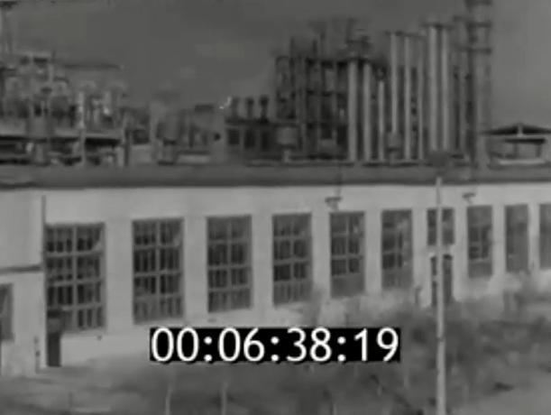 Хроники прошлых дней запечатлели открытие Волжского завода СК