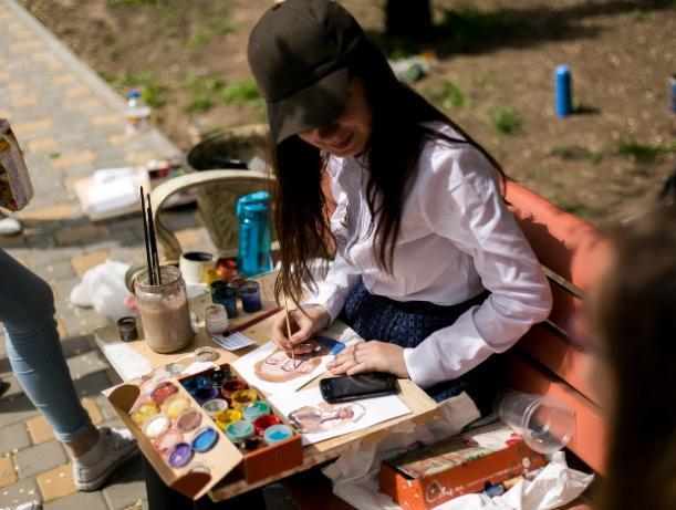 Живописцы соберутся на арт-площадке в Волжском