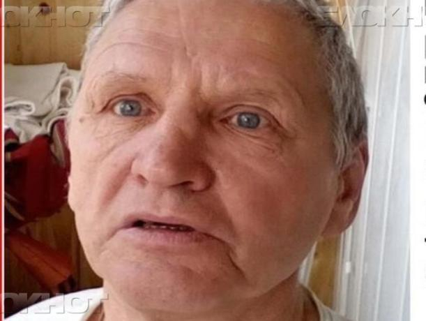 Волжане нашли пропавшего Вячеслава Сальникова