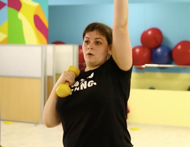 Герои «Сбросить лишнее» за месяц похудели на 110 кг