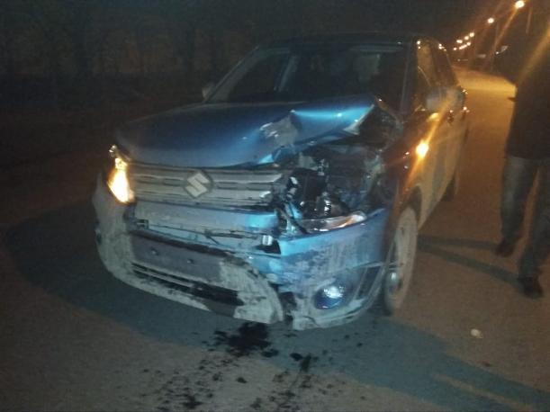 В Волжском ВАЗ и иномарка не поделили дорогу