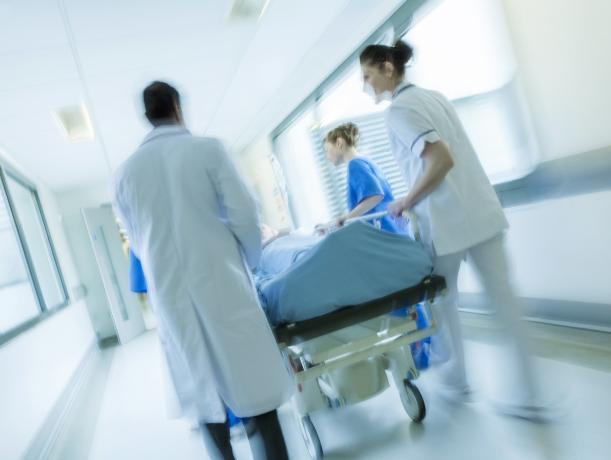 Сильные травмы и шоковое состояние получили участники ДТП