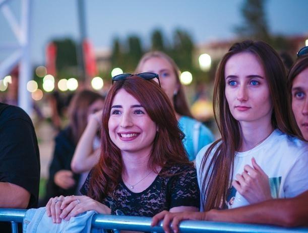 Молодежь Волжского ожидает фестиваль «Берег»