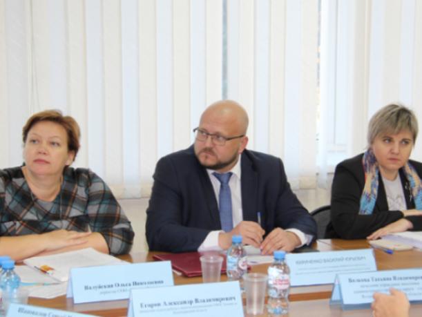 Депутаты Волжского думают о новых налогообложениях