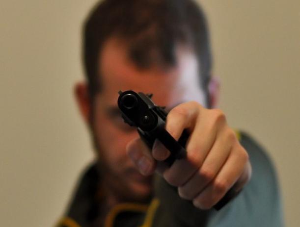 В Волжском прозвучали выстрелы
