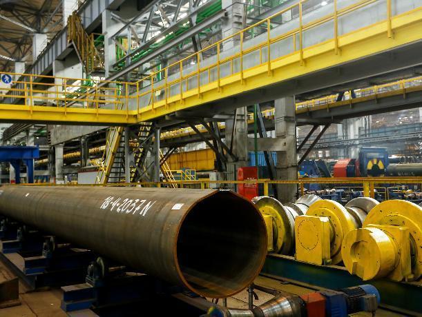 Заводы Волжского стали лидерами среди предприятий-экспортеров