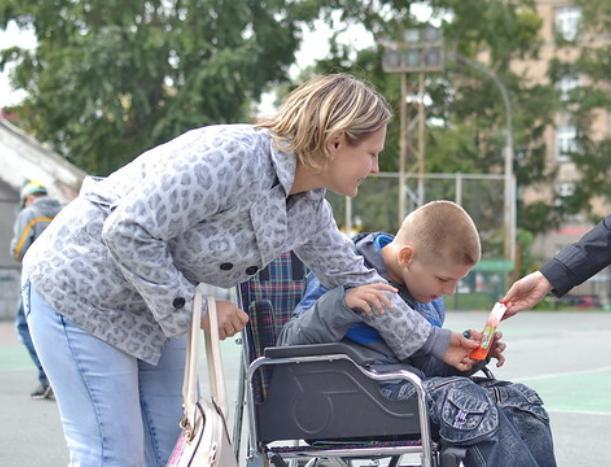 Пенсионный возраст не повысят для родителей детей-инвалидов