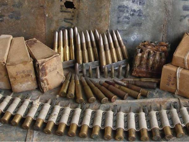 Более семисот боеприпасов волжанин хранил на даче