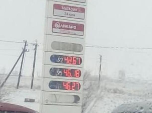 Автомобилисты Волжского массово жалуются на подорожание бензина
