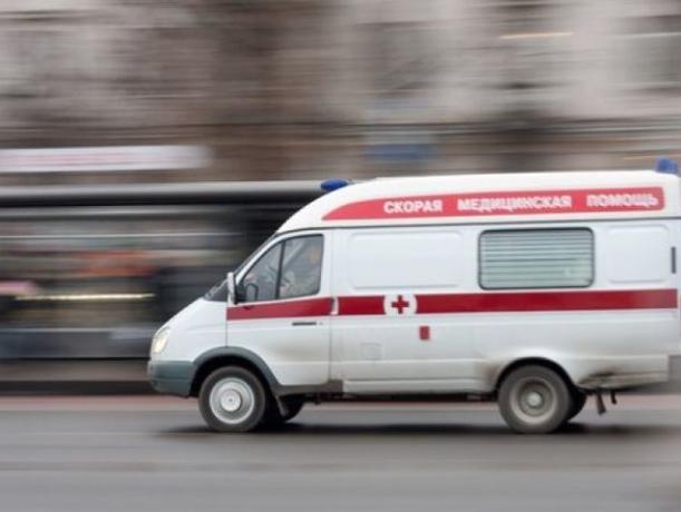 Волжанка пострадала в иномарке во время массовой аварии