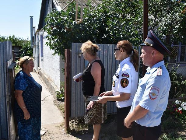 В Волгоградской области активно идут мероприятия по пожарной безопасности