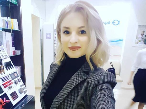 С днем рождения, Екатерина Мантрова!