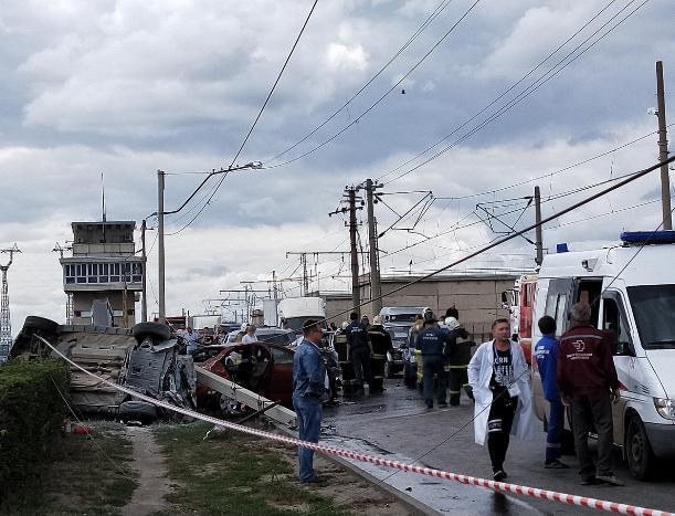 Страшная авария на ГЭС - есть погибшие