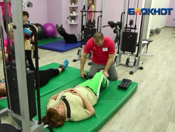 Тренировки в центре «Без боли» - бодрость на весь день