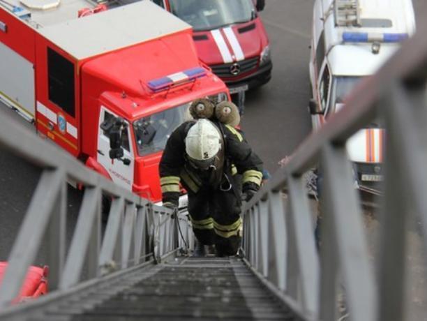 Волжанин пострадал при пожаре в квартире
