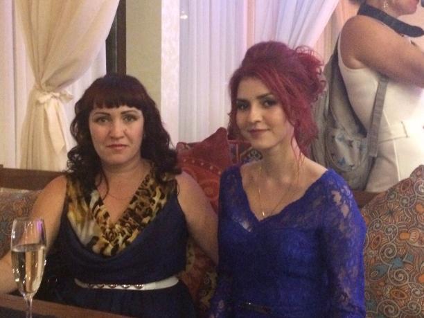 В ресторане «Финик» стартовал праздник в честь участниц конкурса «Мисс Блокнот Волжского-2017»