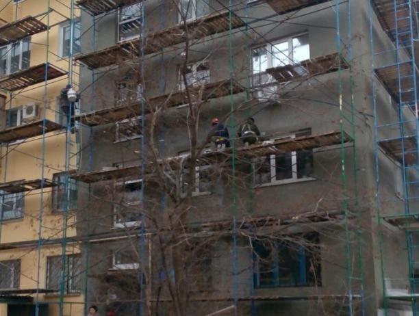 Активисты организовали контроль над капитальным ремонтом в Волжском