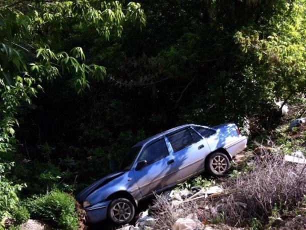 ВВолжском вовраге отыскали машину струпом