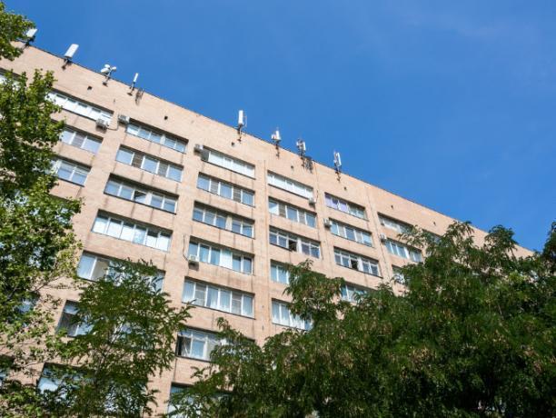 В Волжском обновляют больницу имени С.З.Фишера