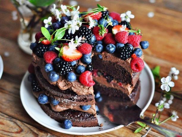 Международный день торта порадует теплом