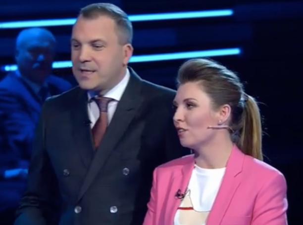 «Злюка»: волжанка Скабеева позволила себе оскорбления в прямом эфире