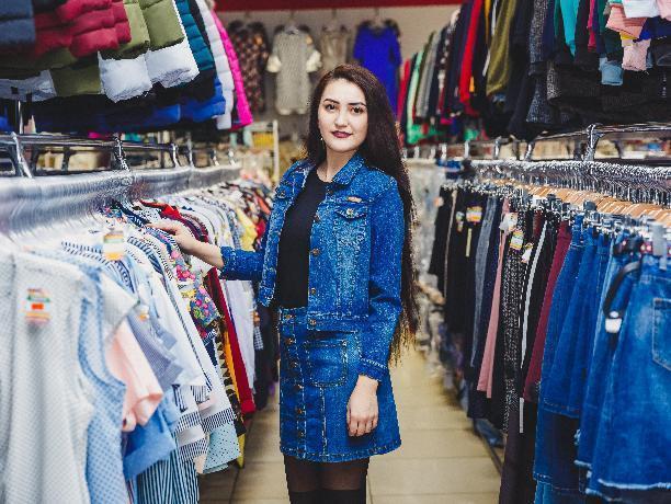 Весеннее поступление новой коллекции одежды в «Эйфории»