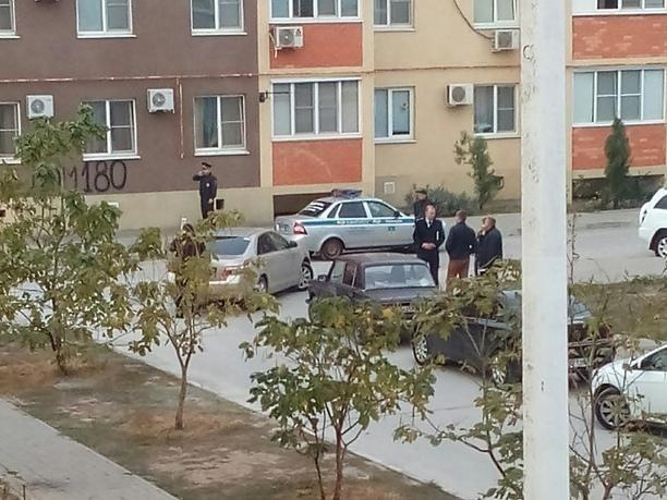 После убийства в Волжском «стрелок» скрылся на автомобиле