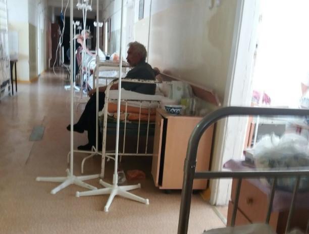 «Мы попали в ад»,- волжанка о больнице им.Фишера